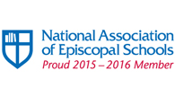 National Association of Episcopal Schools Proud 2015-2016 Member