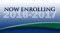 Now Enrolling 2016-2017